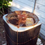 air conditioning to be painted with anti corrosion coating