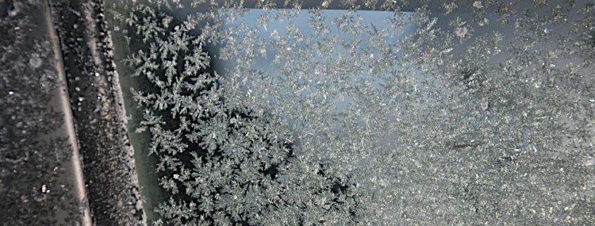 Ice proof coating