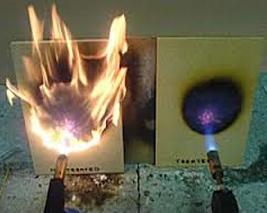 fire retardant coating for wood