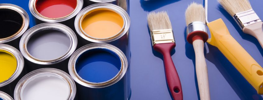 Canadian paint manufacturers