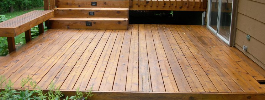 Deck coating Vancouver