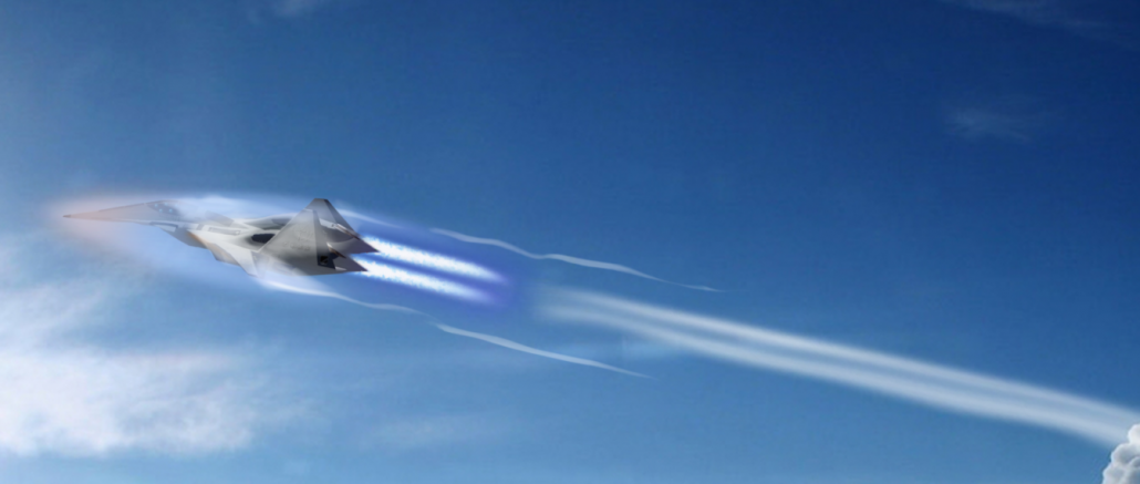 Hypersonic Air Travel