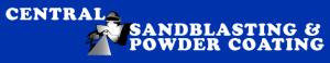 logo of Central Sandblasting & Powder Coating