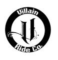 logo of Villain Ride Company