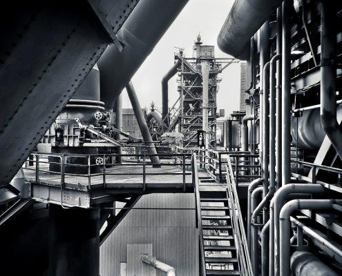 polyurea coating in industrial environment