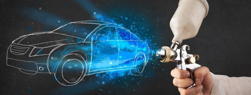 car powder coating costs