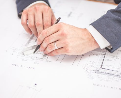 Coating consultancy company helping with building design