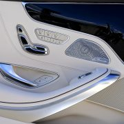 automotive interior coatings on door handle, buttons and armrest