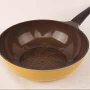 Fluoropolymers include the famous Teflon coating that coats cookware the world over.