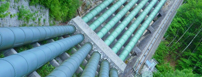 Pipe coating protects the internal and external surfaces of pipework