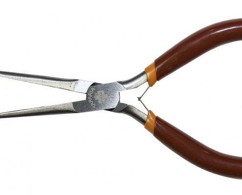 Dip coating metal is commonly used for the handles of tools and instruments.