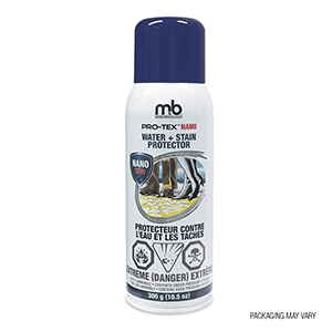 Moneysworth & Best 16104 PRO-TEX™ Nano Water and Stain Protector Spray