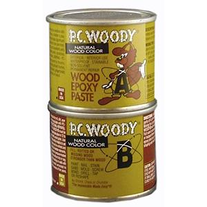 PC Woody Wood Epoxy Paste