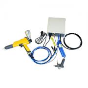 TECHTONGDA JP80 Powder Coating Machine with Spraying Gun 110V 013000