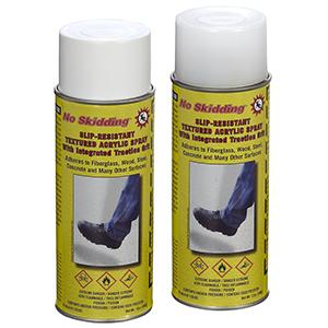 2-Pack No Skidding Anti-Slip Textured Acrylic Spray Clear