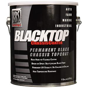 KBS Coatings Blacktop ChassisCoater Gloss Black