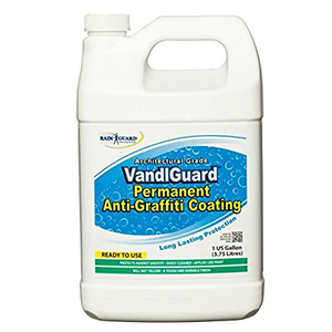 Rainguard VandlGuard Permanent Anti-Graffiti Coating
