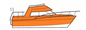 Yacht paint above the waterline needs to be protective as well as attractive