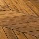 Hardwood floor finish