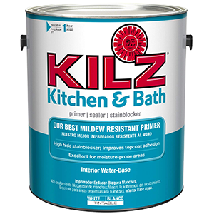 KILZ Kitchen & Bath Interior Latex Primer