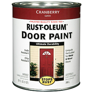Rust-Oleum Door Paint