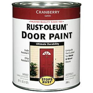 Rust-Oleum Door Paint
