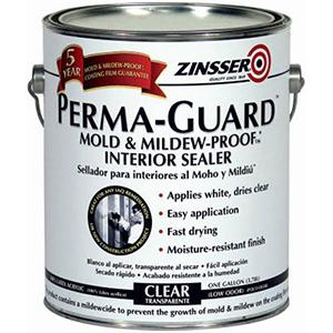 Zinsser Perma-Guard Bathroom Wall Sealer Clear